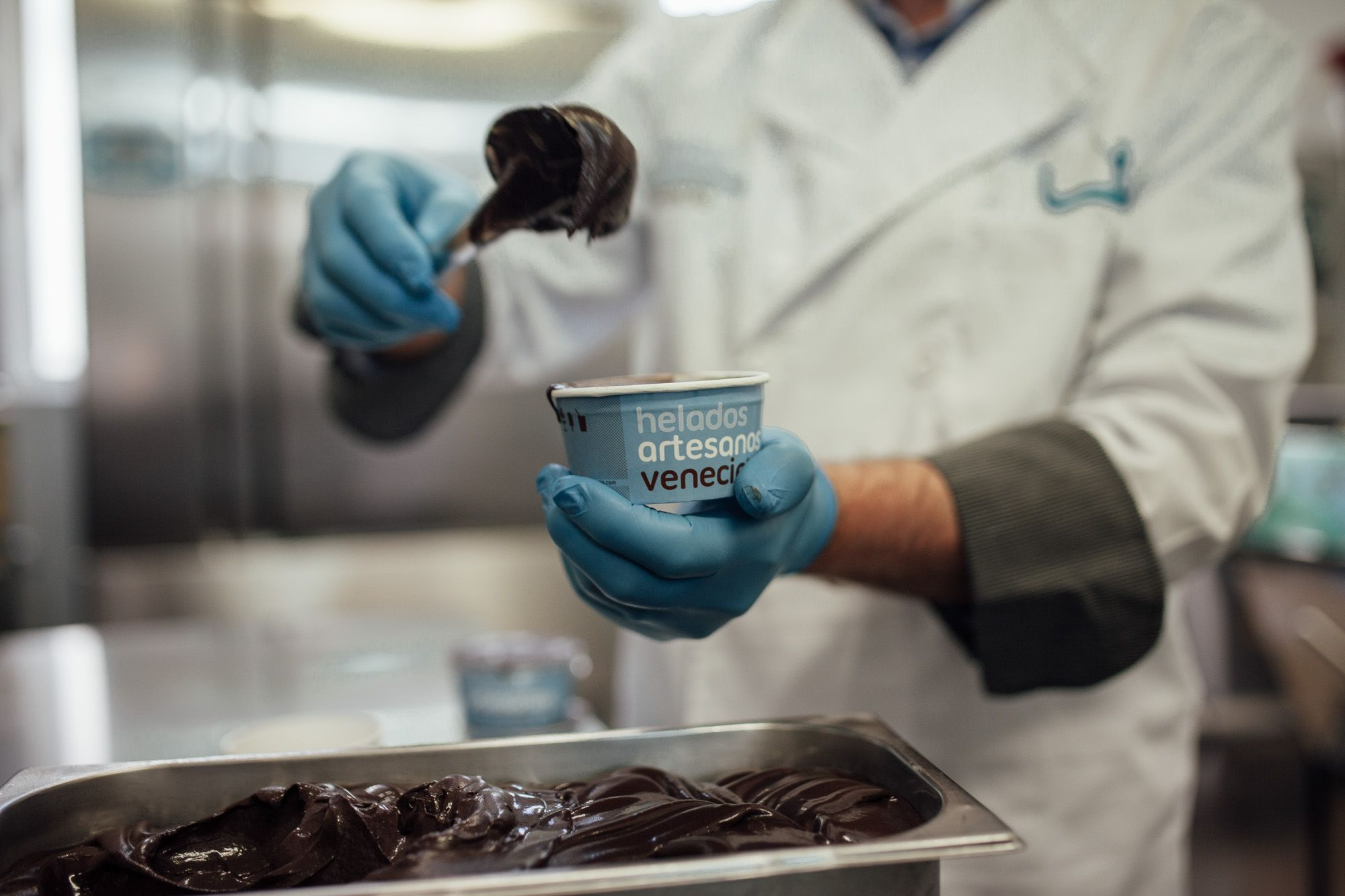 Heladeria Artesana Venecia, nuestros helados están elaborados de forma artesanal, también para alérgicos, intolerantes o veganos. Mazarron, Bahia y Bolnuevo